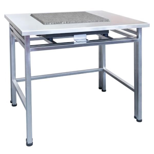 w getisch aus edelstahl wiegeplatte 410x270 mm f r industriewaagen laborshop24 schnell und. Black Bedroom Furniture Sets. Home Design Ideas